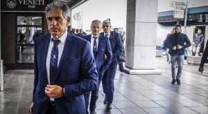 Εθνική Ελλάδας: Το κοστούμι και η γραβάτα του Άγγελου έκαναν τη διαφορά