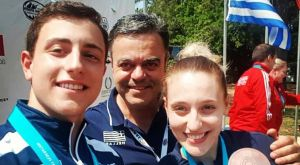 Σκοποβολή: Στο Πεκίνο για το Παγκόσμιο Κύπελλο η οικογένεια Κορακάκη