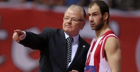 """Σπανούλης και Πρίντεζης μιλούν στο Sport24.gr για τον """"δάσκαλο"""" Ίβκοβιτς"""