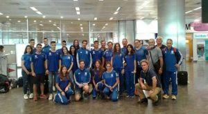 Με 14 μετάλλια θα επιστρέψει η Εθνική Κ18 από την Κωνσταντινούπολη