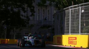 GP Μπακού (FP3): Ταχύτερος ο Bottas, όλα ανοιχτά