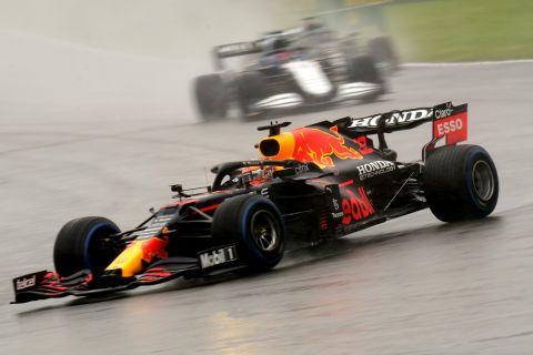 Ο Φερστάπεν στο Grand Prix του Βελγίου