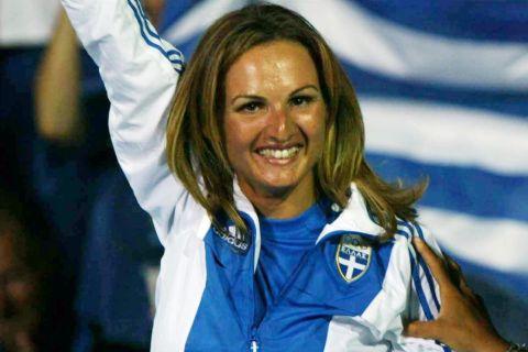Αιμιλία Τσουλφά: Έγινε η μεγαλύτερη σε ηλικία Ελληνίδα που αγωνίζεται σε Ολυμπιακούς Αγώνες