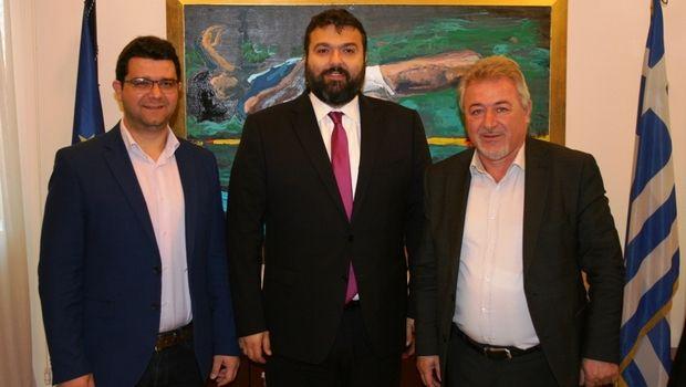 Υπογραφή Προγραμματικής Σύμβασης με το Δήμο Ηγουμενίτσας
