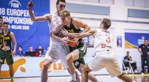 "Eurobasket U18: Η Λιθουανία απέκλεισε την Σερβία, στους ""8"" οι Βρετανοί"