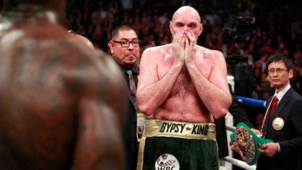 Tyson Fury: Συμφωνία 91.000.000 ευρώ για τον πρώην πρωταθλητή του μποξ