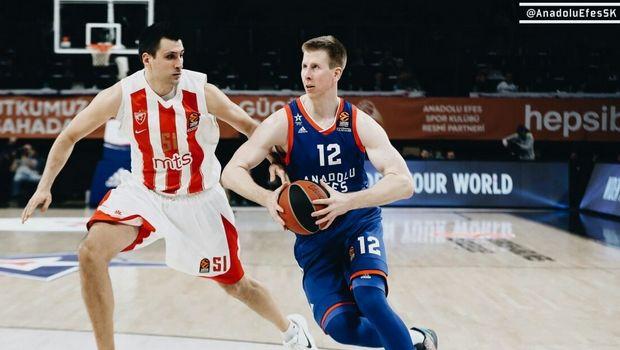 Ξεκόλλησε από τον πάτο της EuroLeague η Αναντολού Εφές