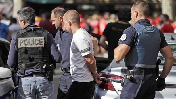 Σύλληψη Ρώσου οπαδού για επιθέσεις στο Euro 2016