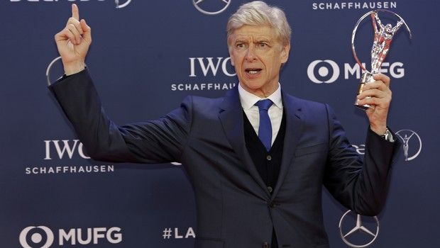 Ο σύμβουλος της FIFA και επικεφαλής στο πρόγραμμά της για παγκόσμια ποδοσφαιρική ανάπτυξη, Αρσέν Βενγκέρ