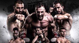 Καθαρόαιμο thai και kickboxing στο Muay Thai Grand Prix της Αθήνας