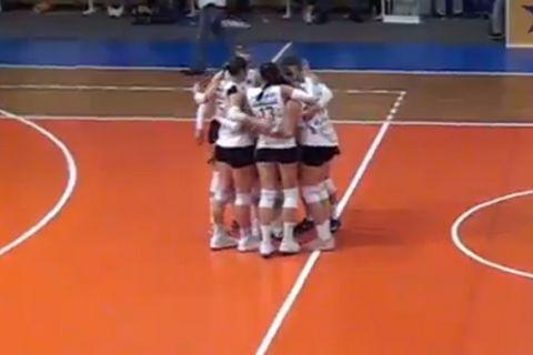 Volleyleague Γυναικών: Στον Πανναξιακό το ντέρμπι