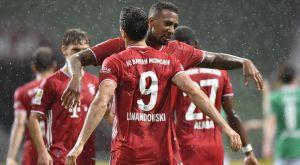 Bundesliga: Κατέκτησε τον 8ο συνεχόμενο τίτλο η Μπάγερν με υπογραφή Λεβαντόβσκι