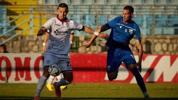 Λαμία - ΑΕΛ 0-0: Όλα μηδέν στο ΔΑΚ