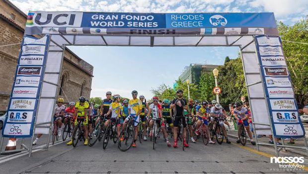 Το UCI Gran Fondo για 2η συνεχή χρονιά στη Ρόδο