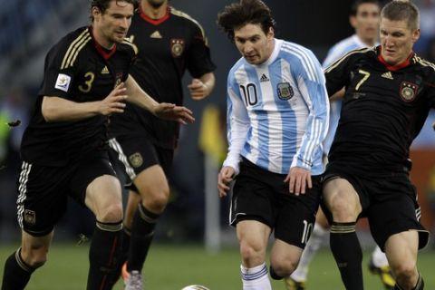 Η 4η πιο βαριά ήττα της Αργεντινής σε Παγκόσμιο Κύπελλο