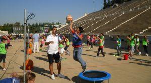Η ελληνική νεολαία αγαπά τον αθλητισμό!