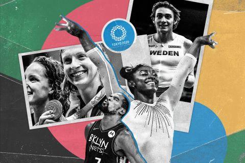 Ολυμπιακοί Αγώνες: Το αναλυτικό πρόγραμμα όλων των αθλημάτων