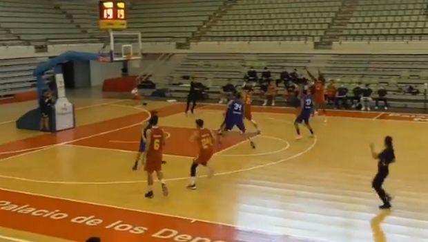Αλέξανδρος Αντετοκούνμπο: Τα highlights από το ντεμπούτο του με την 2η ομάδα της Μούρθια