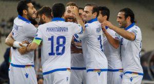 Ελλάδα – Αρμενία: Γκολάρα Γκαζαριάν, 0-2 οι φιλοξενούμενοι