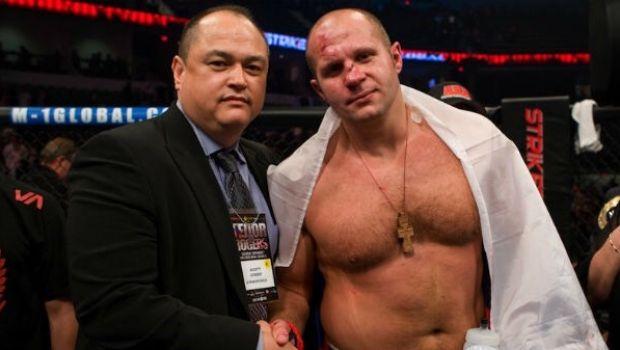 Bellator: O Fedor θα αποφασίσει αν θ' αποσυρθεί ή όχι