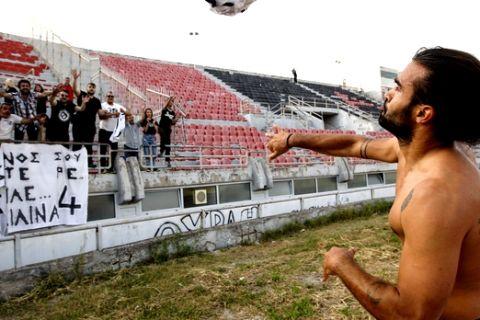 FOOTBALL LEAGUE / ΑΠΟΛΛΩΝ ΠΟΝΤΟΥ - ΟΦΗ (ΦΩΤΟΓΡΑΦΙΑ: MOTION TEAM)