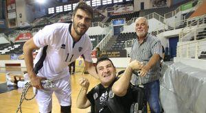 Τα μηνύματα του Παναθηναϊκού και του ΠΑΟΚ για την παγκόσμια ημέρα ατόμων με αναπηρία