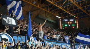 Περιστέρι – ΑΕΚ: Με κόσμο το 4ο παιχνίδι