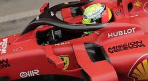 Μικ Σουμάχερ: Οδήγησε για πρώτη φορά για τη Ferrari