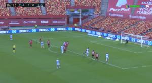La Liga: Τρομερό γκολ με απευθείας εκτέλεση φάουλ η Λεγκανές