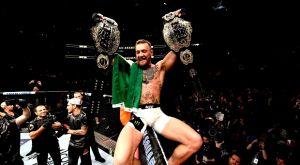 Ο Conor McGregor απαξιώνει τις ζώνες του UFC έναντι των χρημάτων