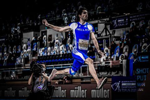 Ο Μίλτος Τεντόγλου στο Ευρωπαϊκό πρωτάθλημα