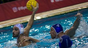 Α1 πόλο ανδρών: Κράτησε το «μηδέν» για 21 λεπτά ο Ολυμπιακός