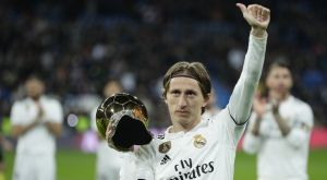 O Μόντριτς πρώτος σε ψήφους στην κορυφαία ενδεκάδα της UEFA