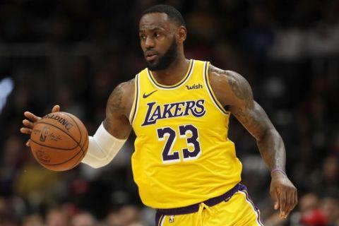 NBA: Το απολαυστικό show του Λεμπρόν μονοπωλεί το Top-10