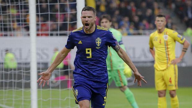 Euro 2020: Πρόκριση με Μπεργκ η Σουηδία
