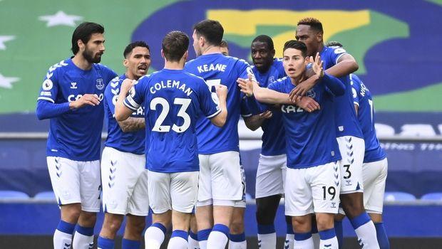 Έβερτον - Λίβερπουλ 2-2: Ατσάλινοι οι μπλε, ματσάρα το ντέρμπι του Merseyside