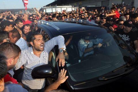 """Αεροδρόμιο Ελ. Βενιζέλος: Αφίξεις που το """"βούλιαξαν"""""""
