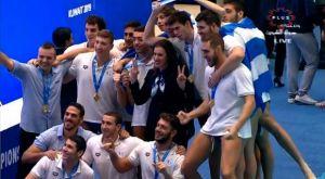 Παγκόσμιο Νέων πόλο: Τα 55 μετάλλια του ελληνικού πόλο