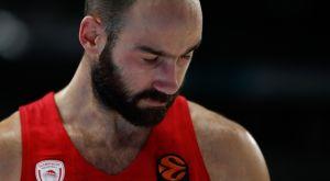 Ολυμπιακός: Χτύπησε στην περόνη ο Σπανούλης, χάνει την Εφές