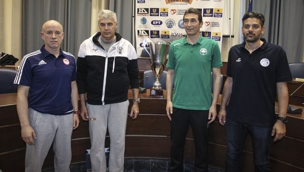 Final-4 Κυπέλλου Ανδρών: Οι μάχες στον δρόμο για τον τελικό