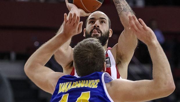 Basket League: Στόχος το 5/5 για Ολυμπιακό - Περιστέρι