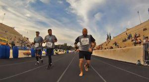 Όταν ο Τσάκλας έτρεξε 42.195μ. ξυπόλυτος