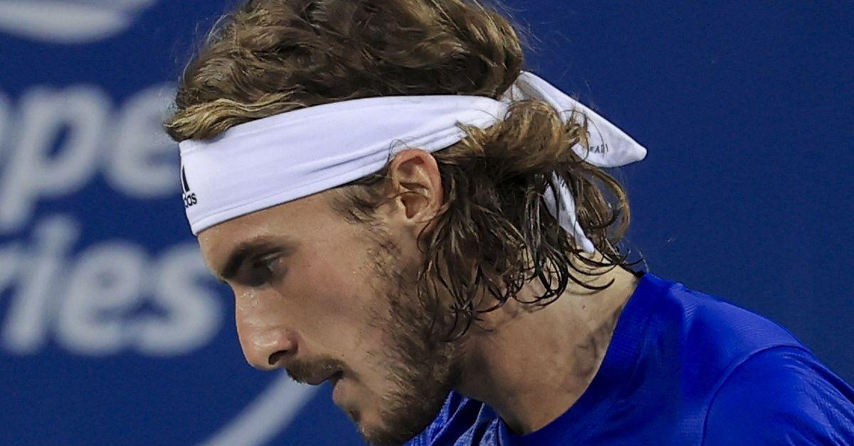 Εκτός Davis Cup ο Στέφανος Τσιτσιπάς - SPORT24