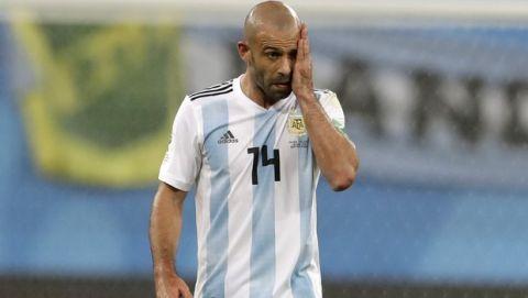 Πρόκριση στο 86' με Ρόχο η Αργεντινή, 2-1 τη Νιγηρία