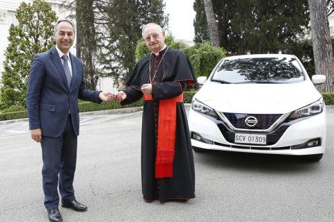 Το Nissan Vatican