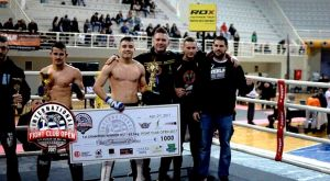 Ο Γιάννης Θεοφάνους τα λέει όλα για το International Fight Club Open