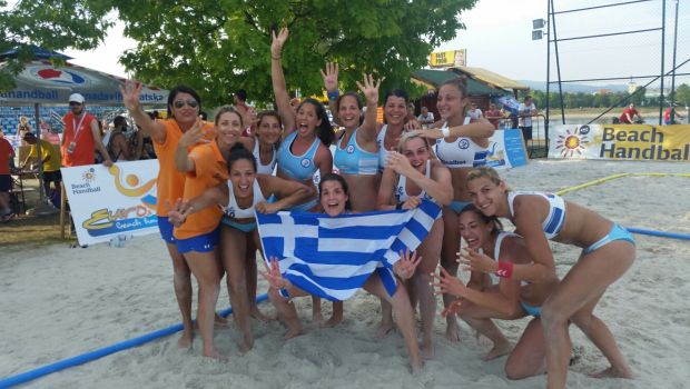 Στην οχτάδα του EURO η Εθνική Γυναικών!