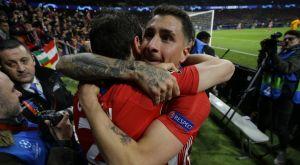 Ατλέτικο – Γιουβέντους 2-0: Οι Ουρουγουανοί μίλησαν
