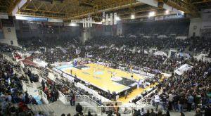 Επανήλθε το ρεύμα στην PAOK Sports Arena