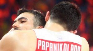 """Παπανικολάου για Σλούκα: """"Μια νέα αρχή, όπως τότε αδελφέ"""""""